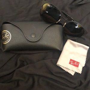 Ray Ban P sunglasses